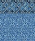 Malibu Blue Mosaic